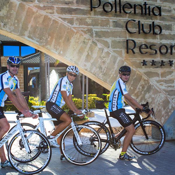 Fahrrad mieten in Alcúdia