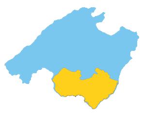 Mieträder in der Region Migjorn