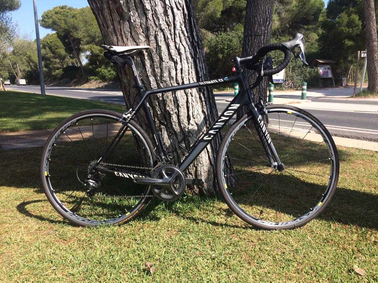 Mietrad zum Verkauf - CANYON Ultimate CF SL 9.0