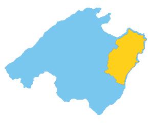 Mieträder in der Region Llevant
