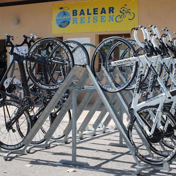 Fahrradverleih Playa de Muro