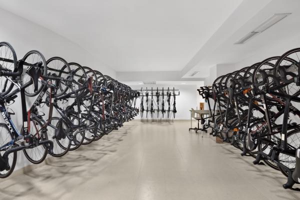Fahrradverleih im Hotel THB El Cid